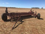 16b Massey Ferguson 20 single disc plough 2