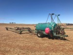 20a Gold Acre Ground Glider 80 Boomspray 1