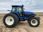 02b NH8970A FWA 3pt Link. Duals 750 Autosteer C