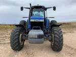 02c NH8970A FWA 3pt Link. Duals 750 Autosteer D