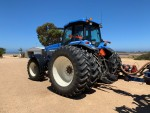 02f NH8970A FWA 3pt Link. Duals 750 Autosteer G