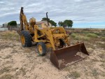04a Old Backhoe A