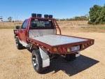 1987 Toyota Hilux 2.8ltr diesel a